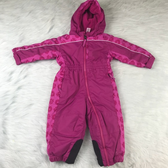 3b2000b9a REI One Pieces | Toddler Girls 12 Month One Piece Snowsuit | Poshmark